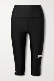 P.E NATION Overrule printed stretch leggings