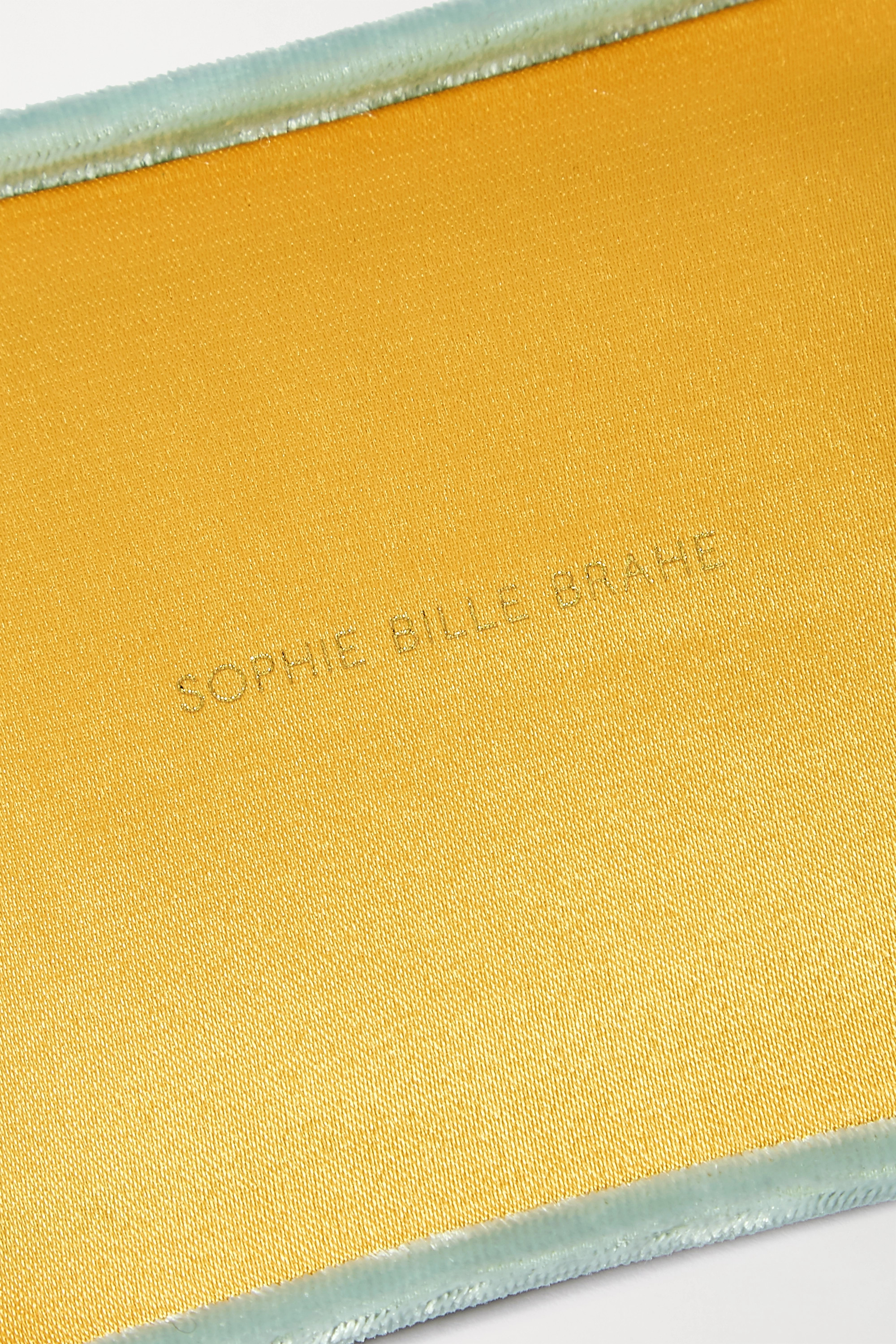 Sophie Bille Brahe Velvet jewelry box
