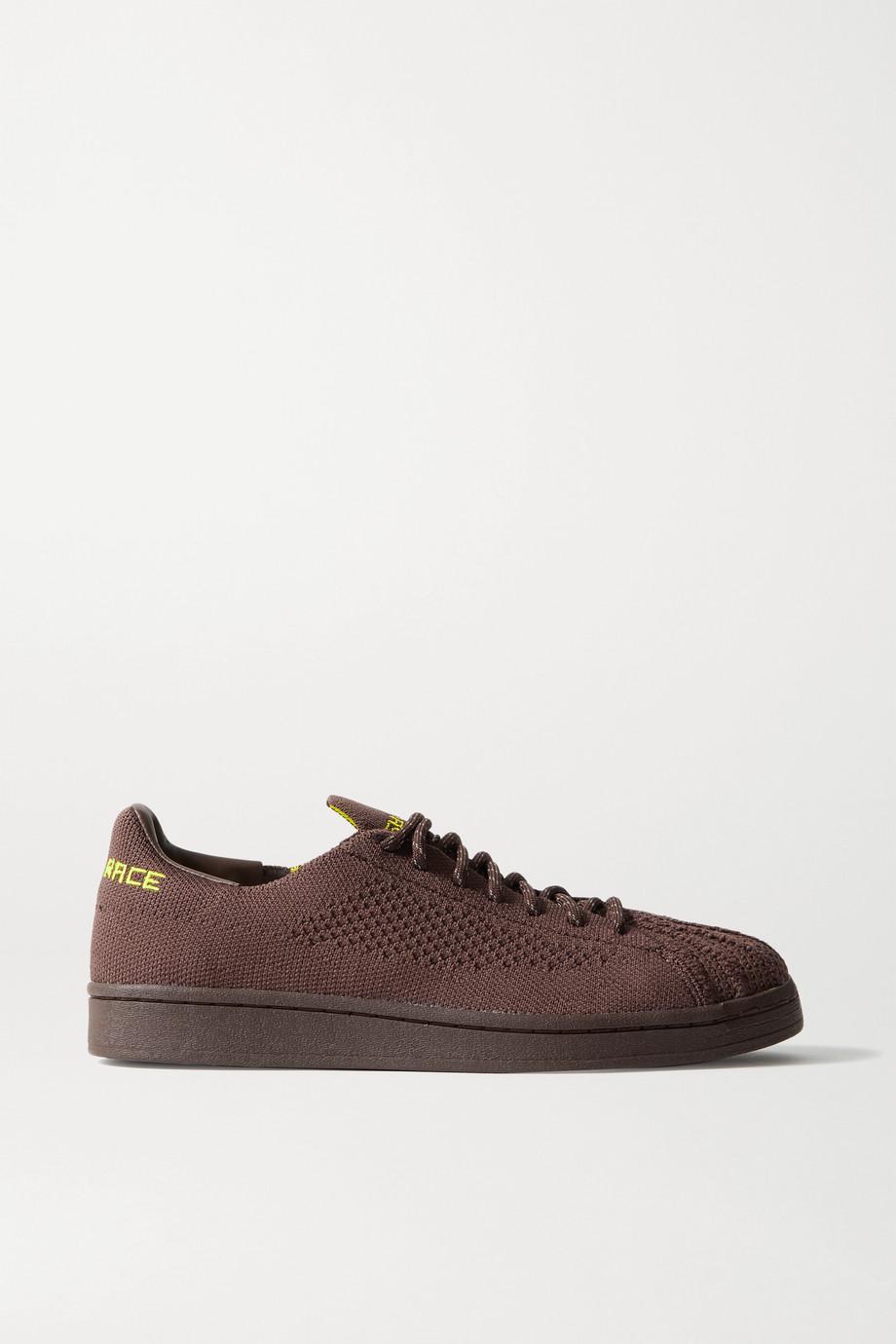 adidas Originals + Pharrell Williams Superstar Primeknit sneakers