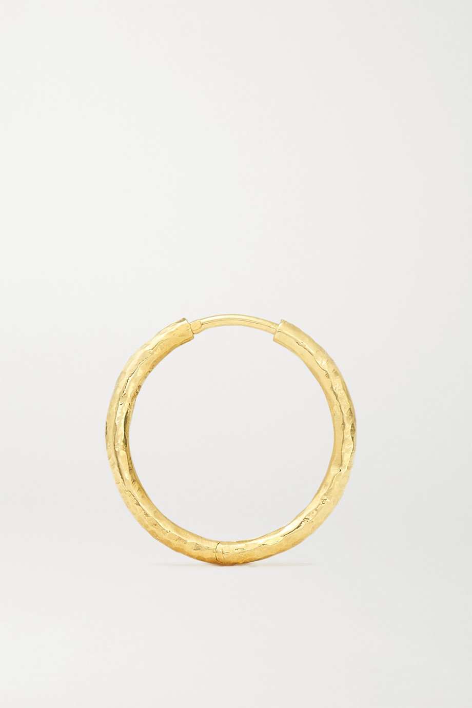 Octavia Elizabeth + NET SUSTAIN Gabby 18-karat gold hoop earrings