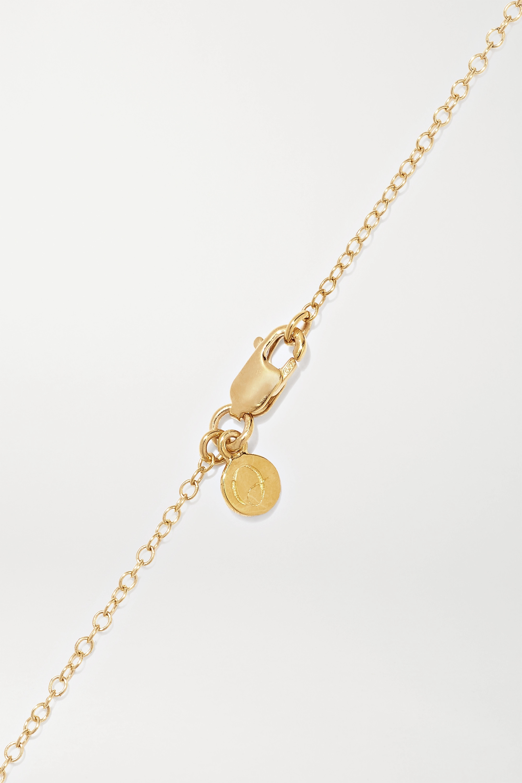 Octavia Elizabeth + NET SUSTAIN Nesting Gem 18-karat gold diamond bracelet