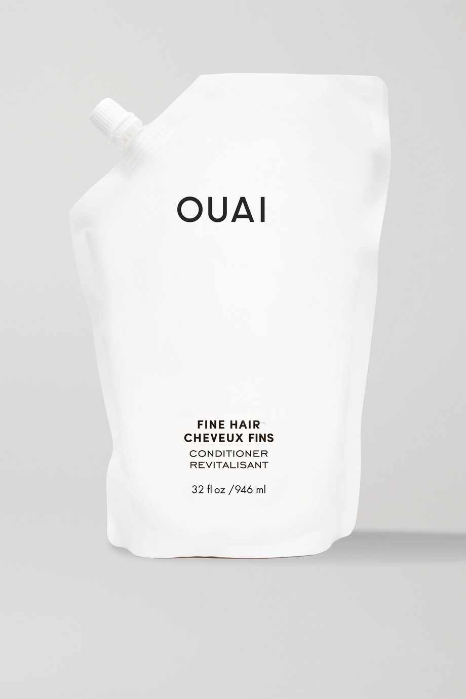 OUAI Haircare Fine Hair Conditioner Refill, 946ml