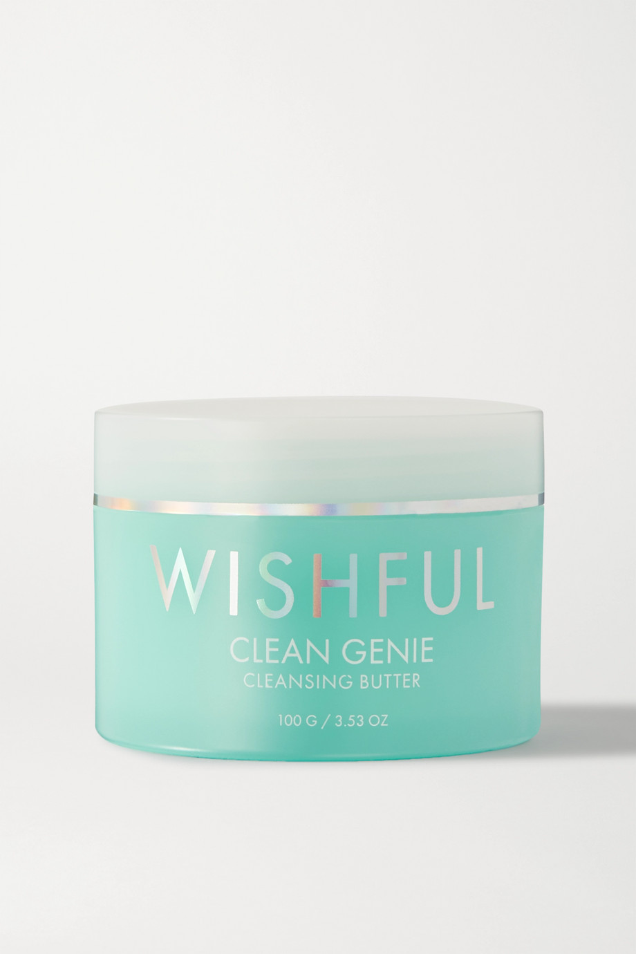 Huda Beauty Wishful Clean Genie Cleansing Butter, 100 g – Reinigungsbalsam