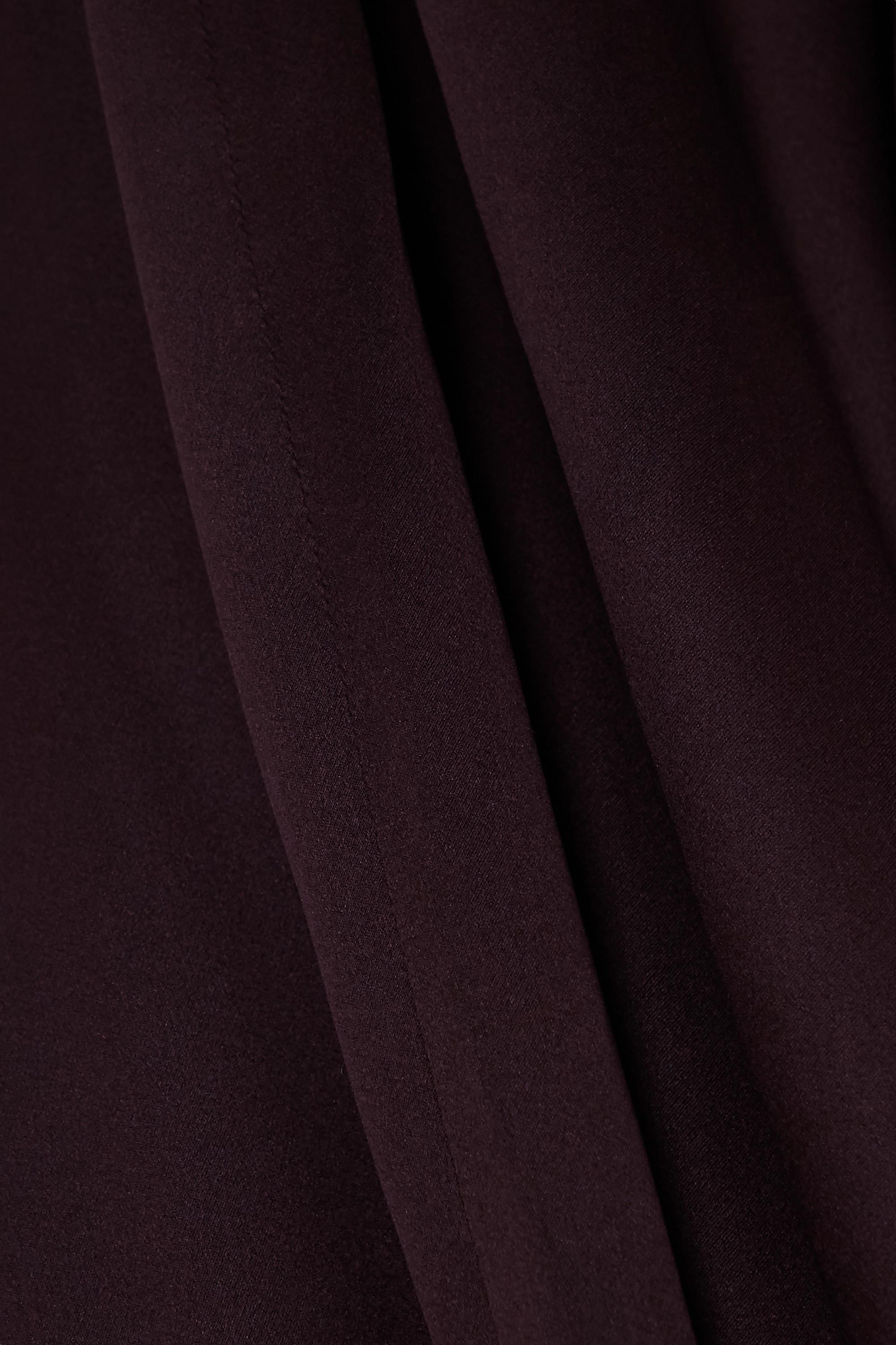 Carine Gilson Pyjama-Hose aus Seidensatin