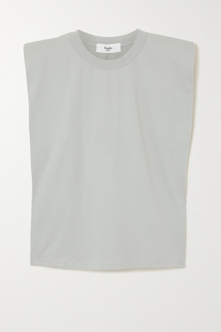 Frankie Shop Eva cotton-jersey tank