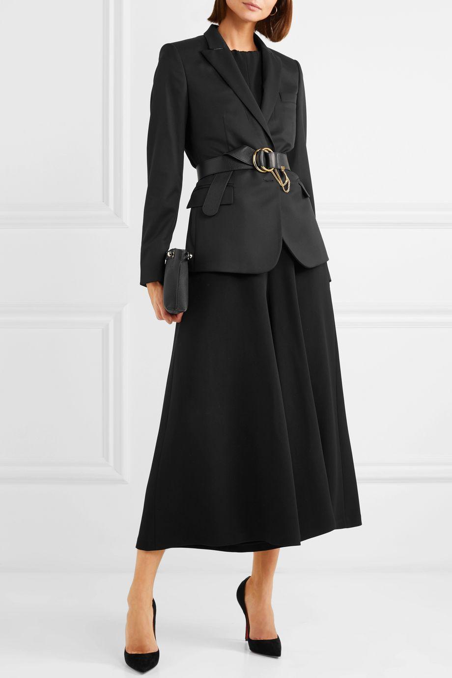 Stella McCartney Ingrid 羊毛西装外套