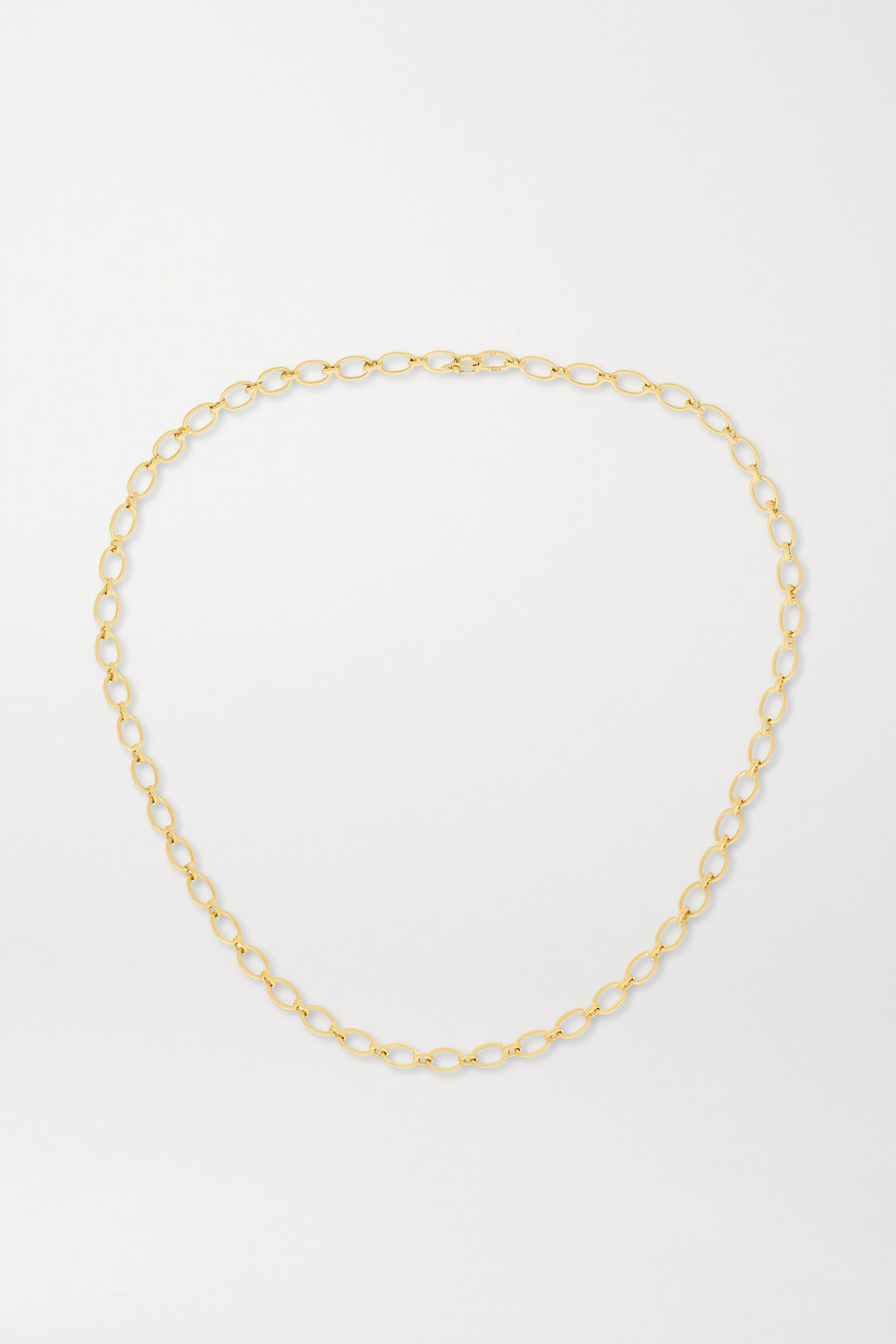 Irene Neuwirth Classic 18-karat gold necklace