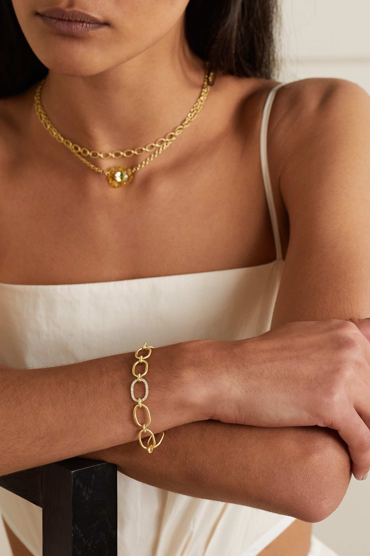 Irene Neuwirth Bracelet en or 18 carats et diamants