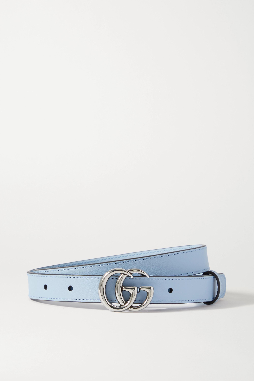 Gucci + NET SUSTAIN leather belt