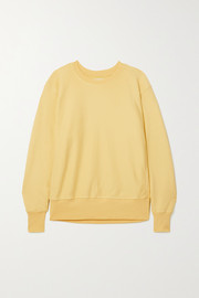 Les Tien Cotton-jersey sweatshirt