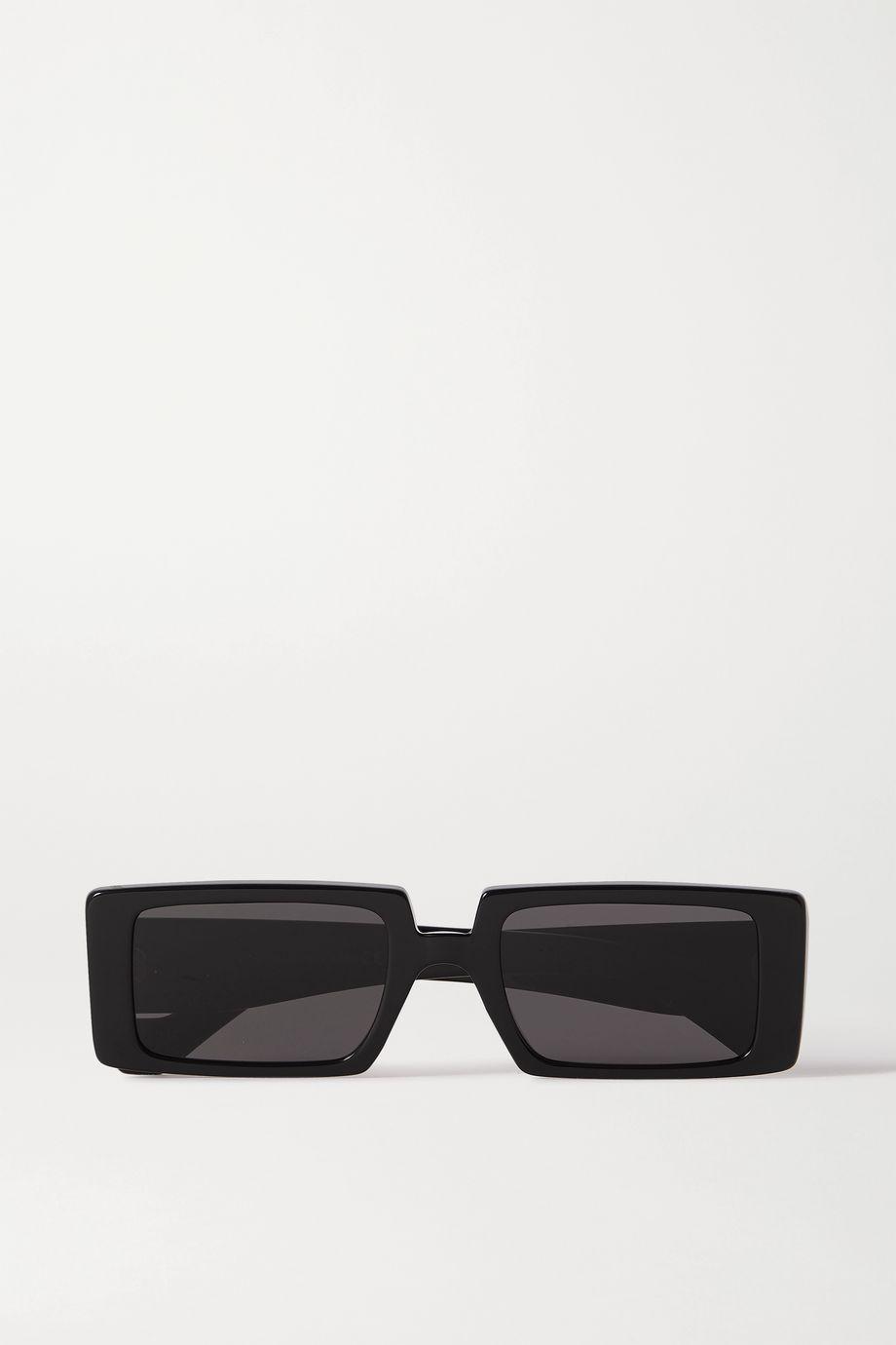 Loewe Sonnenbrille mit eckigem Rahmen aus Azetat