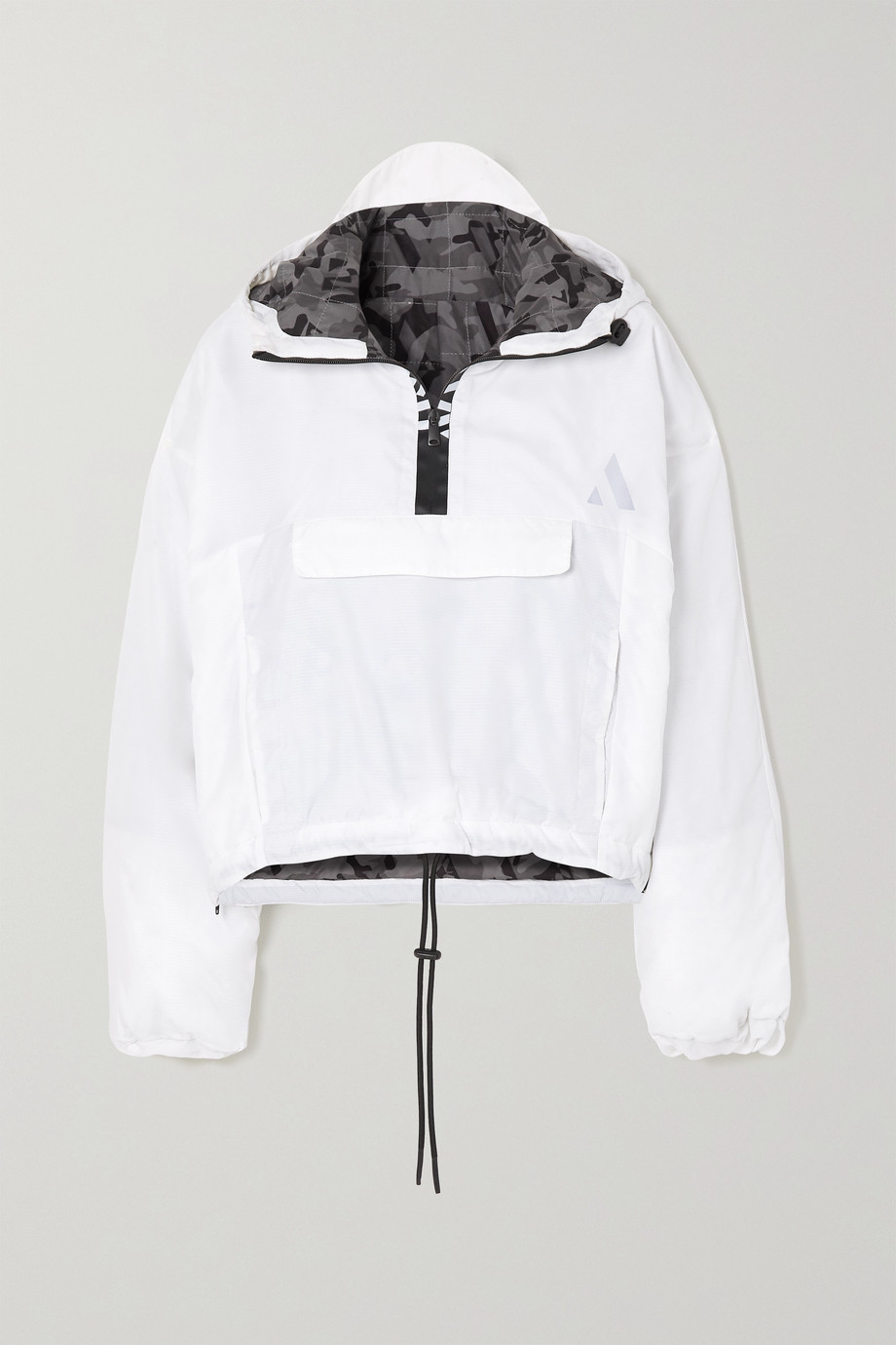 AARMY Smash hooded shell jacket