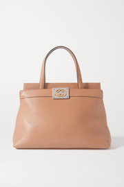 Gucci + NET SUSTAIN Linea Matisse leather tote