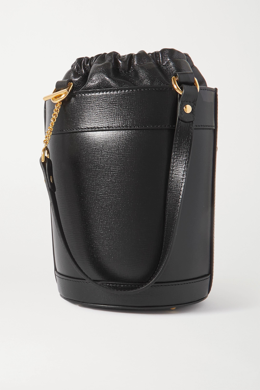 Gucci 1995 Horsebit leather bucket bag