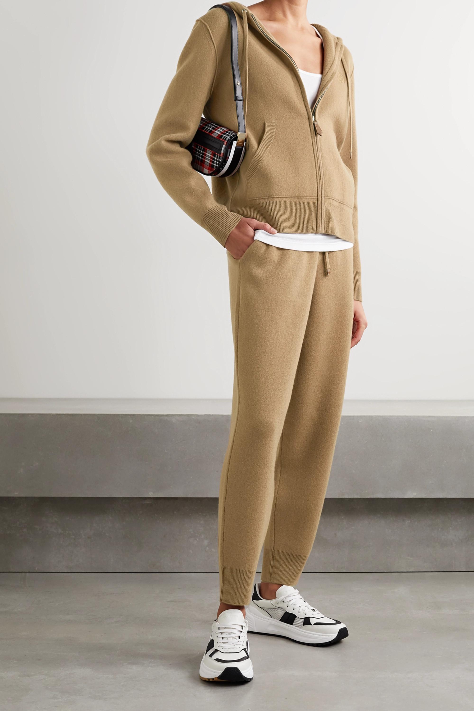 Burberry Cashmere-blend track pants