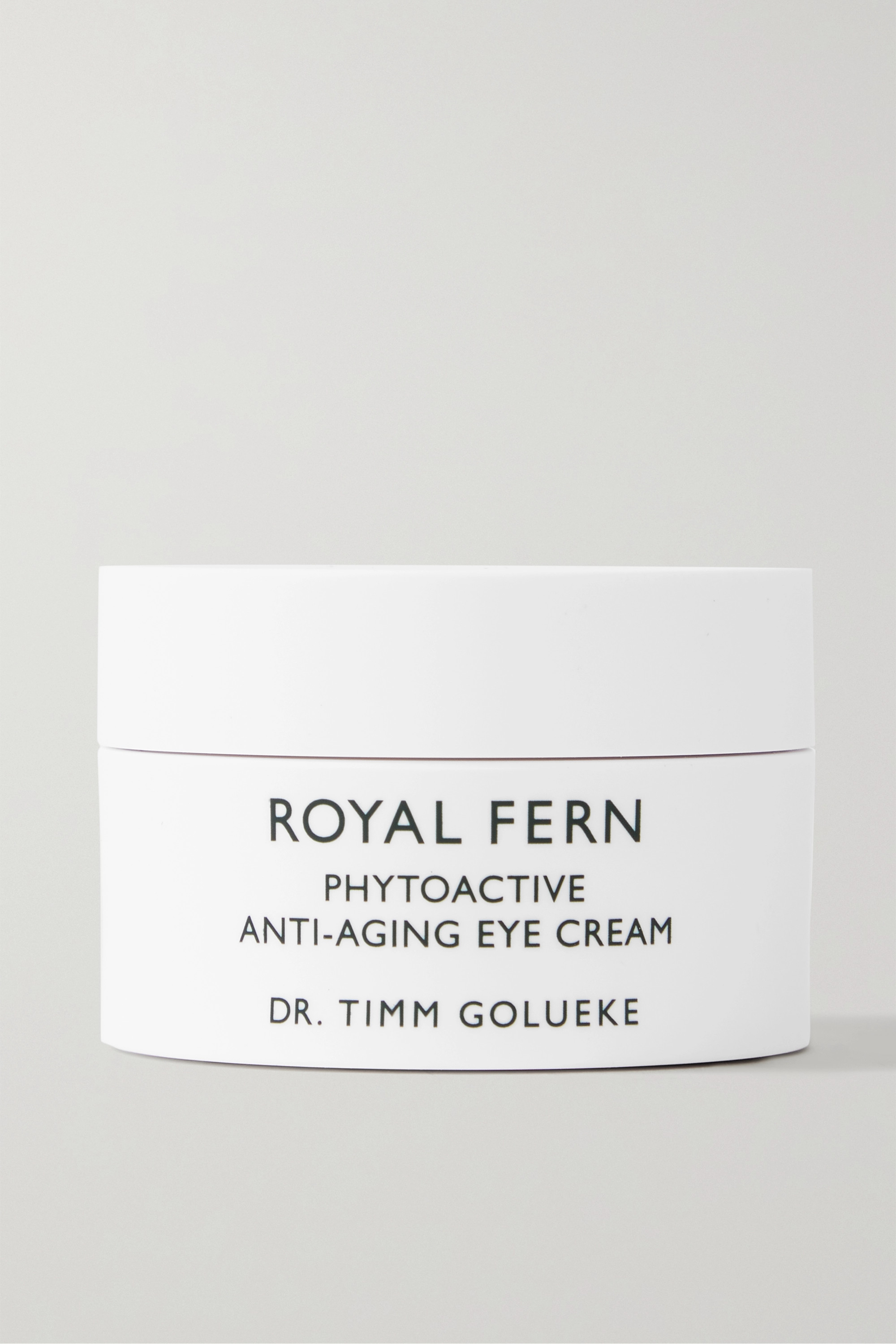 Royal Fern Phytoactive Anti-aging Eye Cream, 15ml In Colorless
