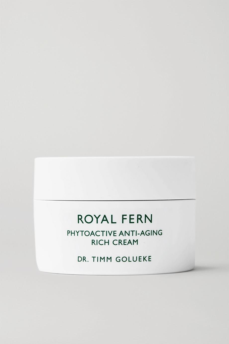 Royal Fern 植物活肤抗衰老丰润面霜,50ml