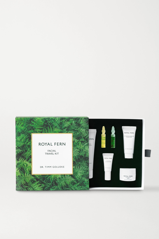 Royal Fern Facial Travel Kit