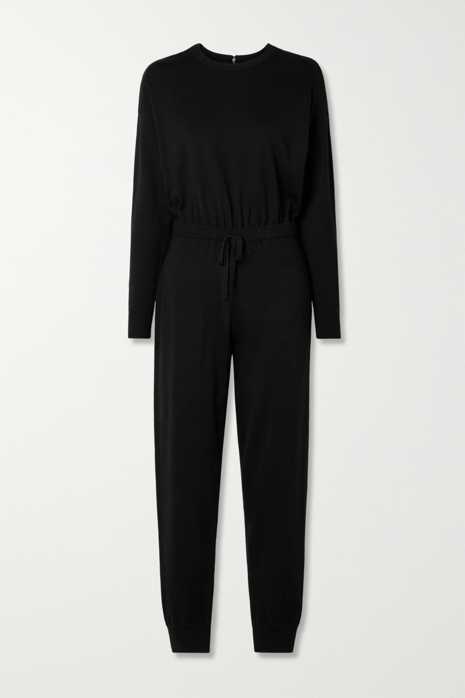 Alice + Olivia Nikita wool-blend jumpsuit