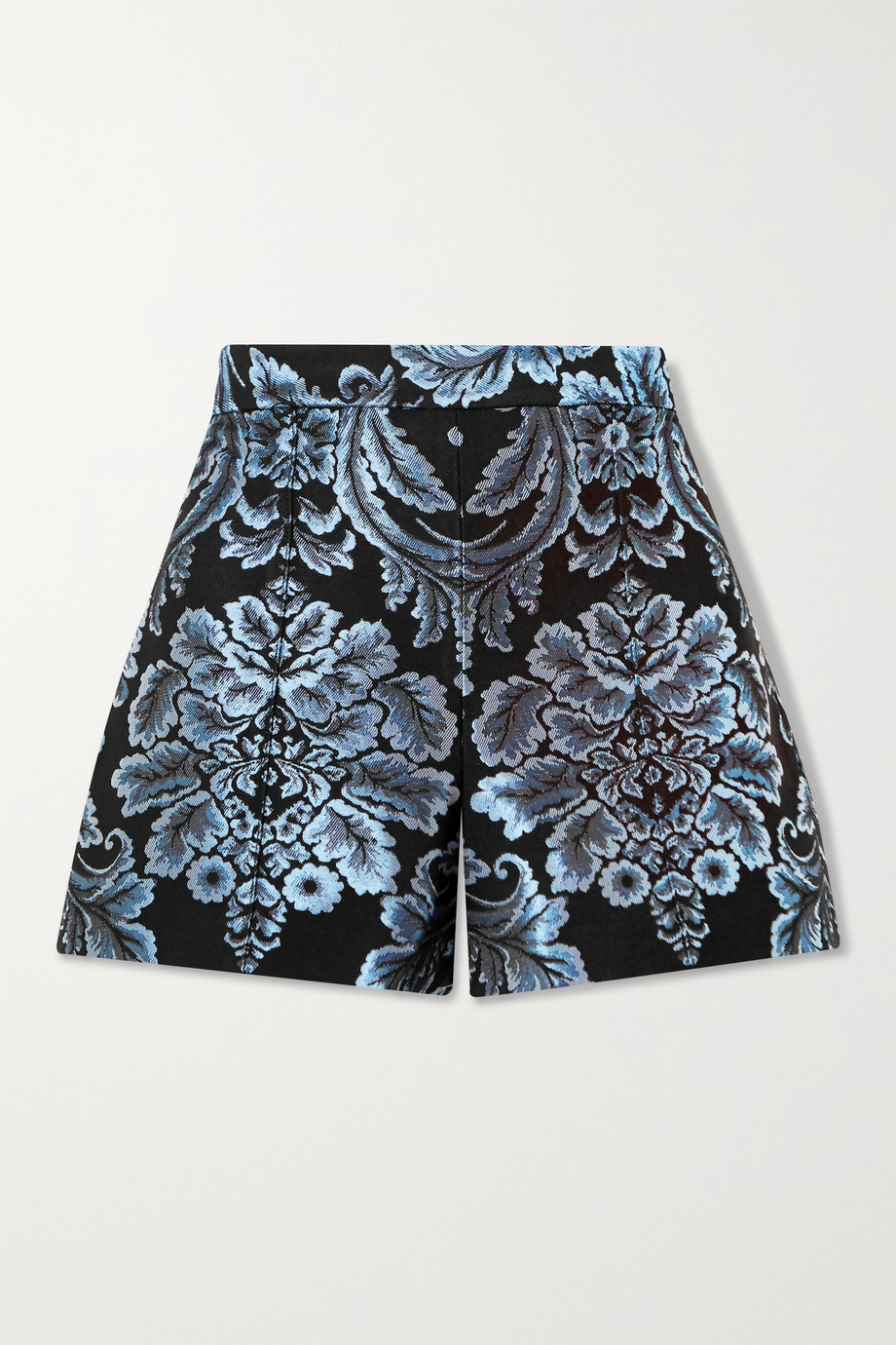 Alice + Olivia Hera Shorts aus Brokat