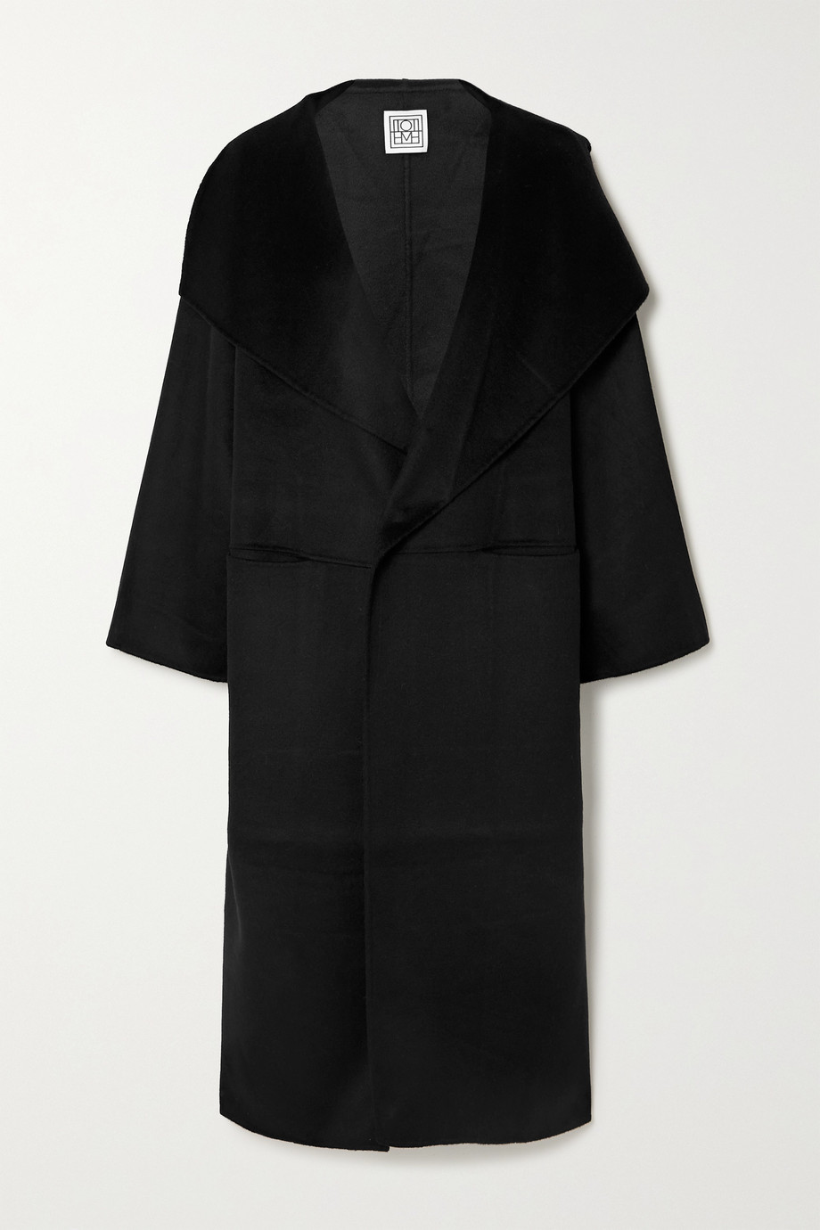 Totême Signature wool and cashmere-blend coat