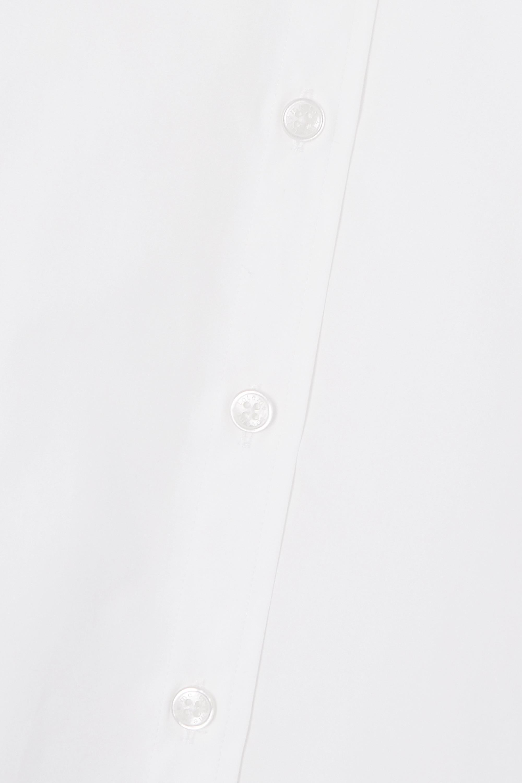 Totême Chemise en popeline de coton Signature
