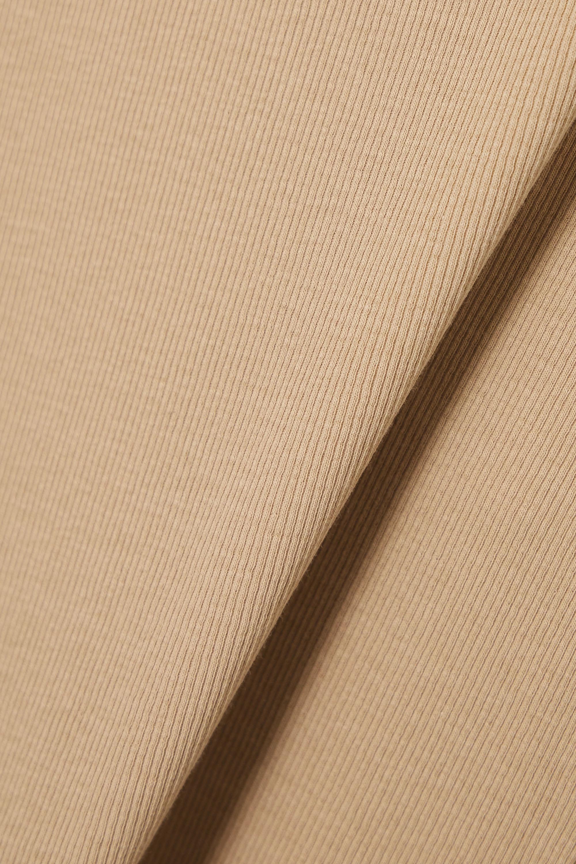 Totême Débadeur en coton biologique stretch côtelé Espera