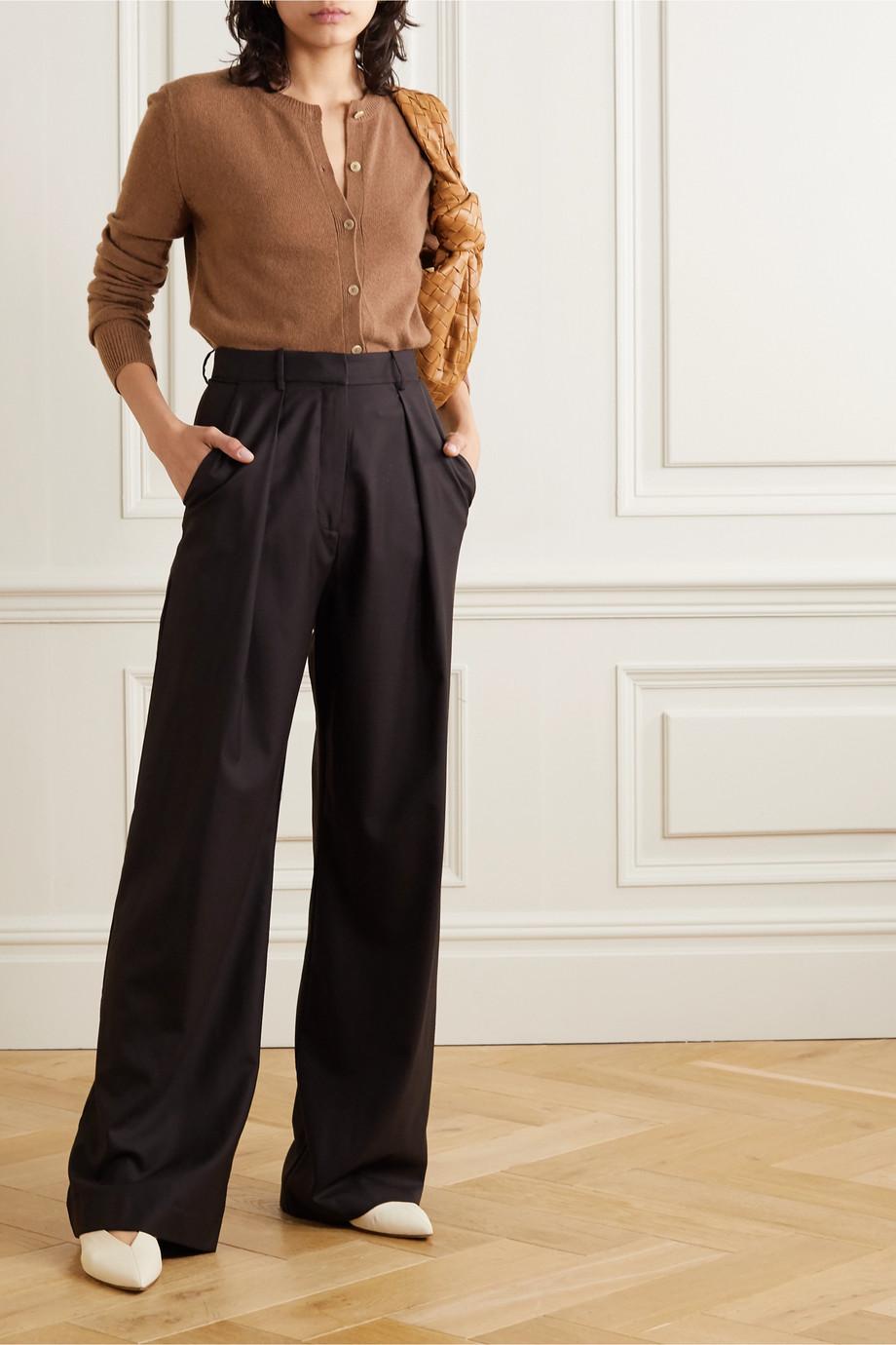 The Row Annamaria cashmere cardigan
