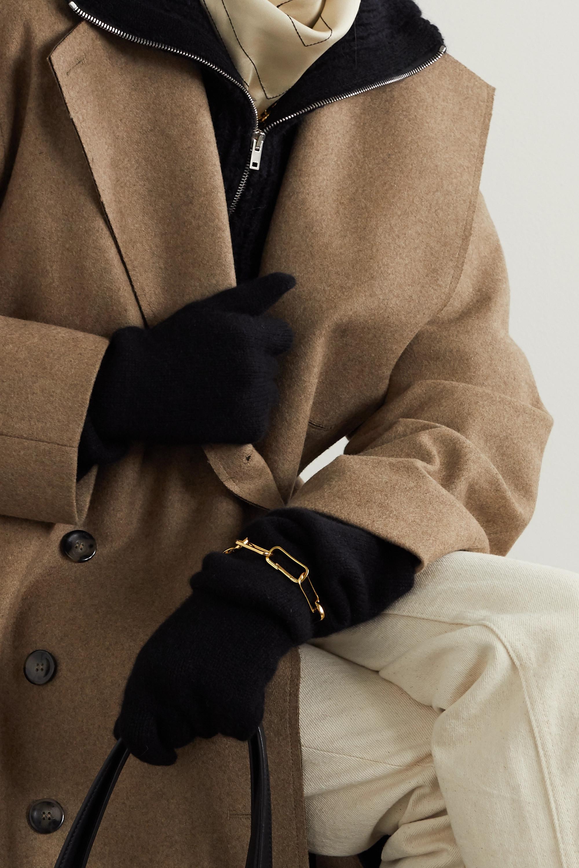 Totême Handschuhe aus Kaschmir
