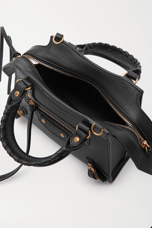 Balenciaga Neo Classic City mini textured-leather tote