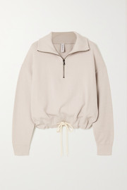 Varley Buckingham cotton sweatshirt