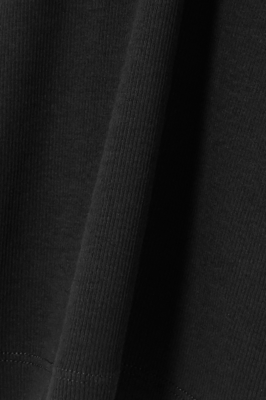 Totême Espera ribbed organic cotton-blend jersey tank