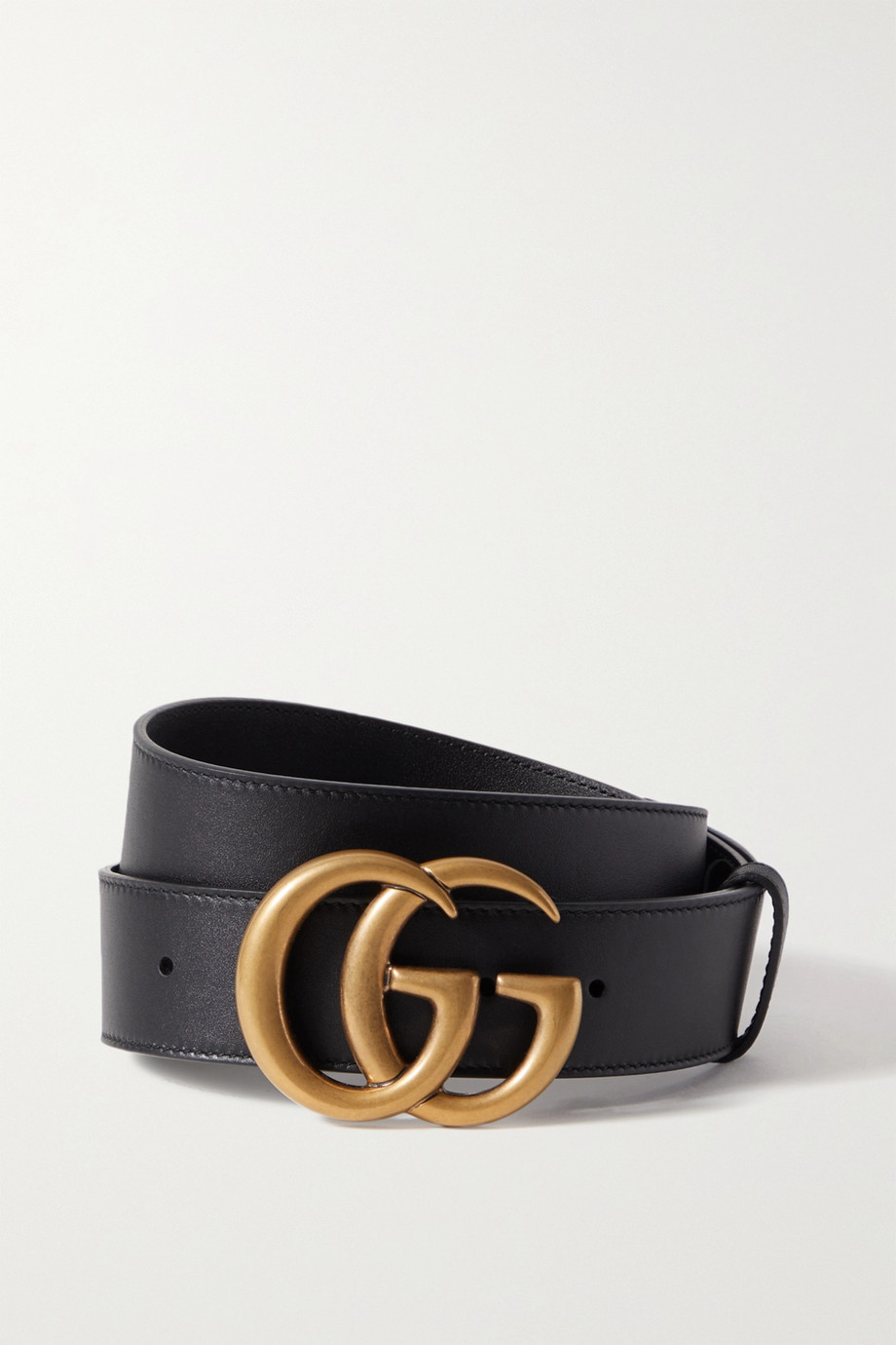 Gucci 皮革腰带