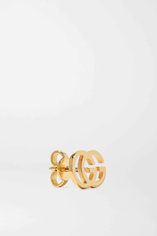 Gucci GG Tissue Ohrringe aus 18 Karat Gold