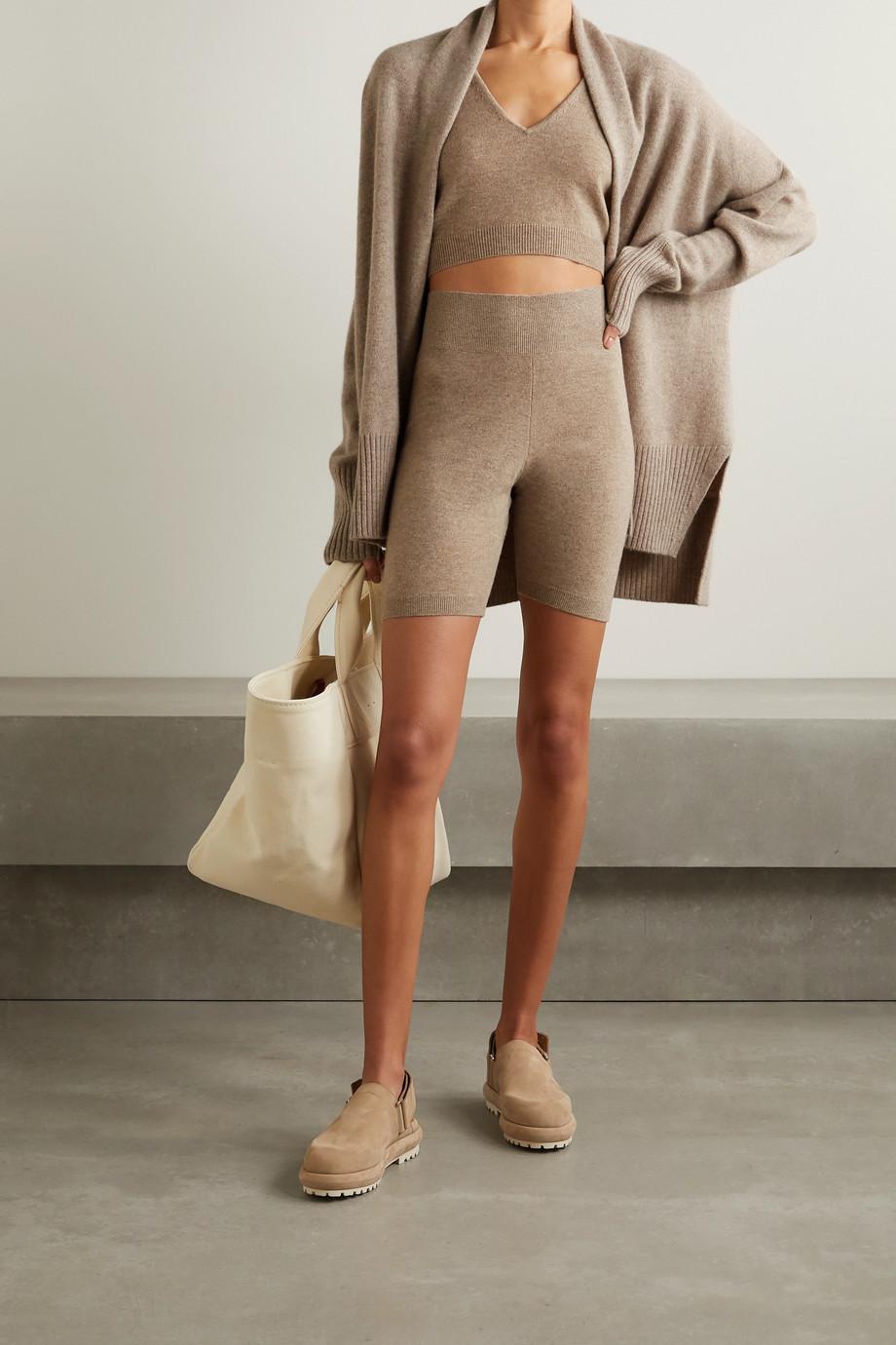 FRAME 羊绒短裤