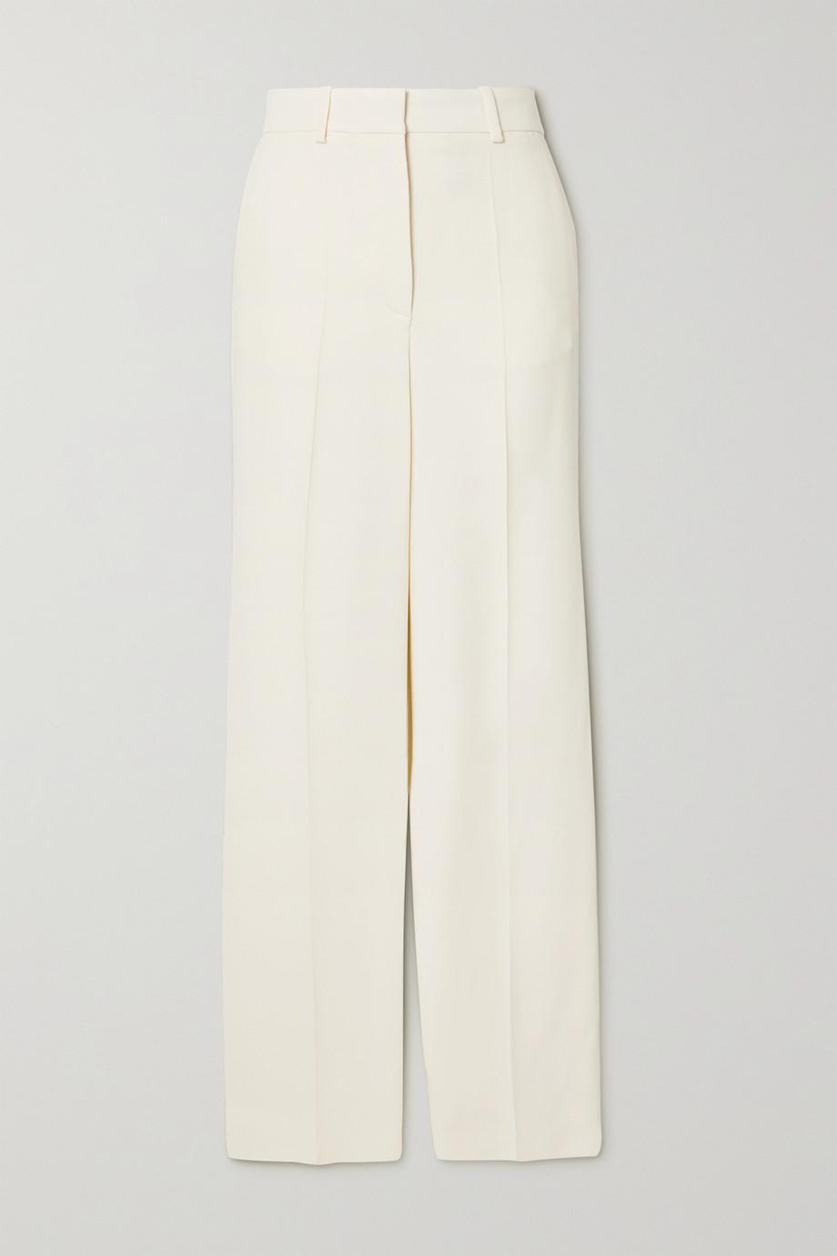 Joseph Morissey cady wide-leg pants