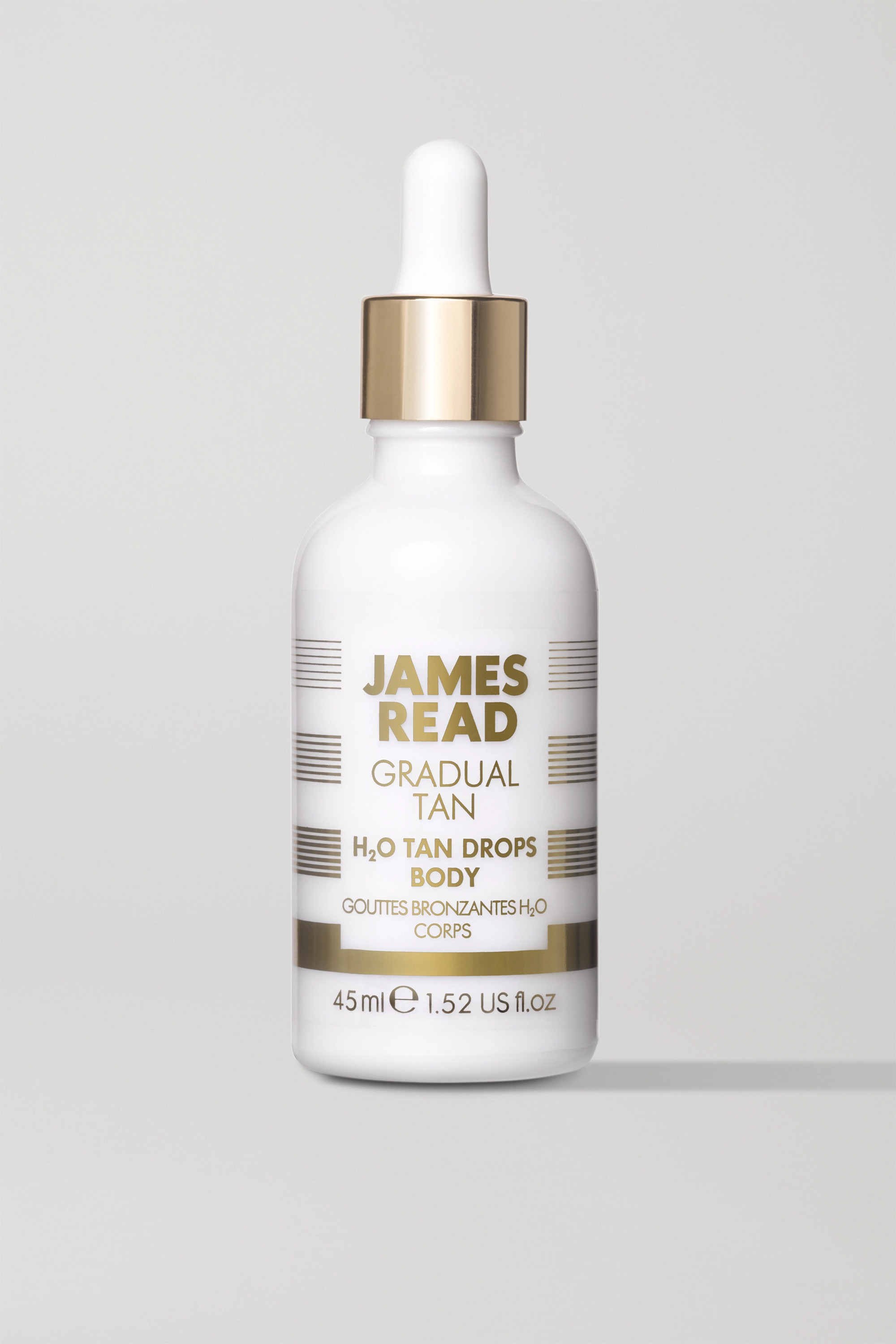 James Read H2O Tan Drops Body, 45 ml – Selbstbräuner