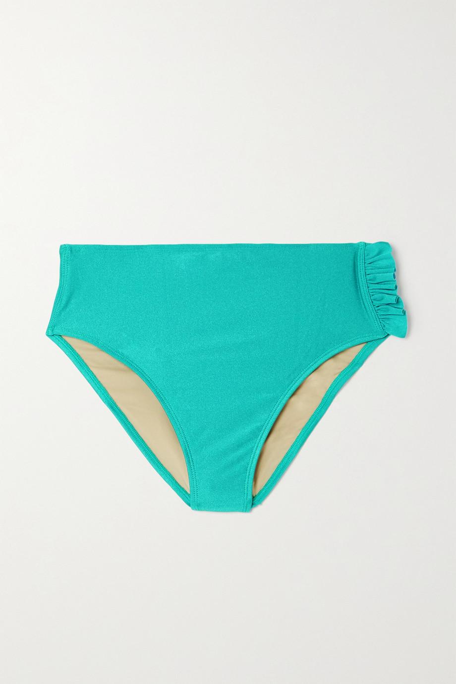 Leslie Amon Tamini ruffled bikini briefs