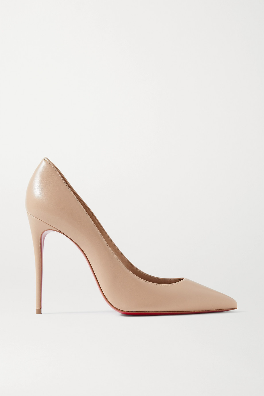 Christian Louboutin Kate 100 Pumps aus Leder
