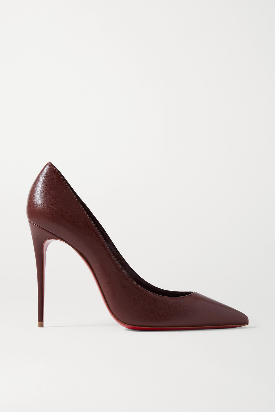 Christian Louboutin Kate 100 leather pumps