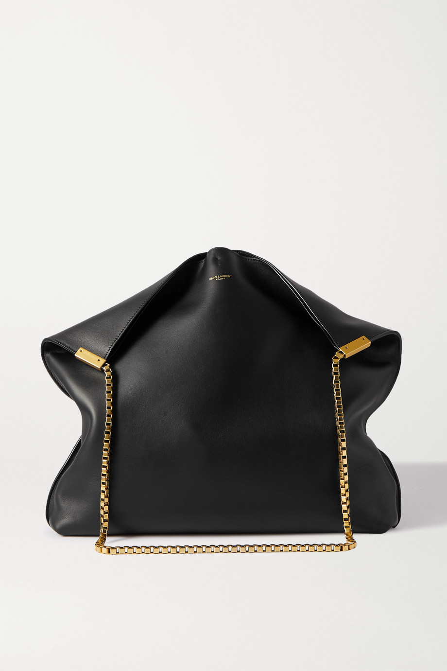 SAINT LAURENT Suzanne medium leather shoulder bag
