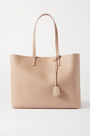 SAINT LAURENT East West large leather tote
