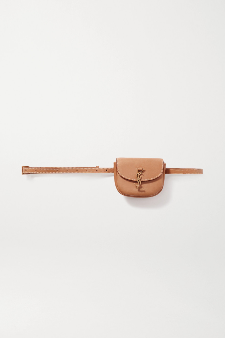 SAINT LAURENT Kaia leather belt bag