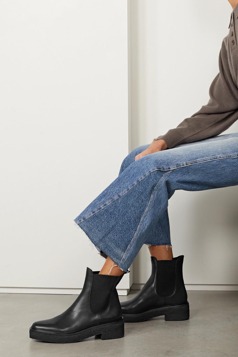 Loeffler Randall + NET SUSTAIN Raquel leather Chelsea boots