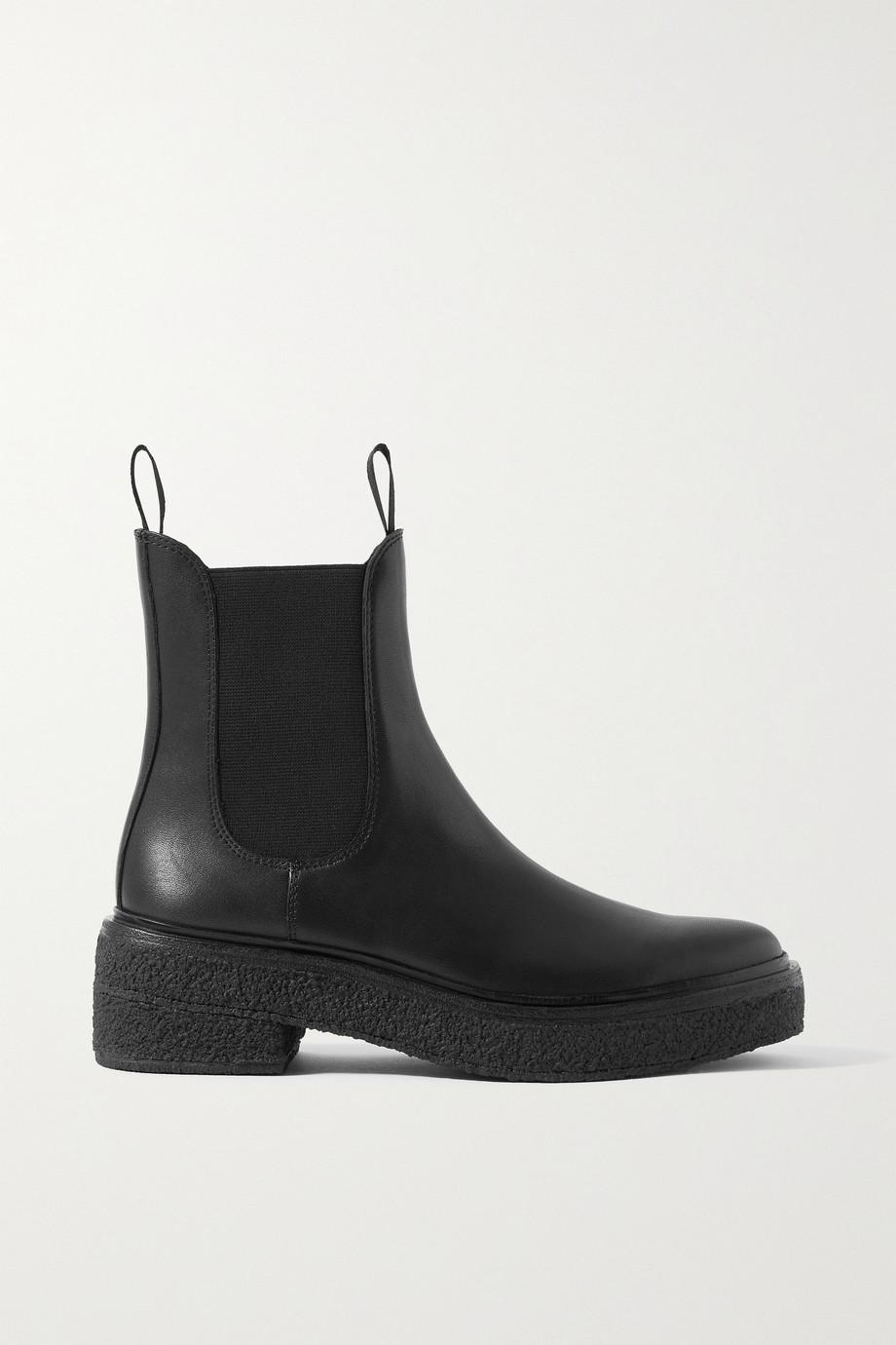 Loeffler Randall Raquel leather Chelsea boots