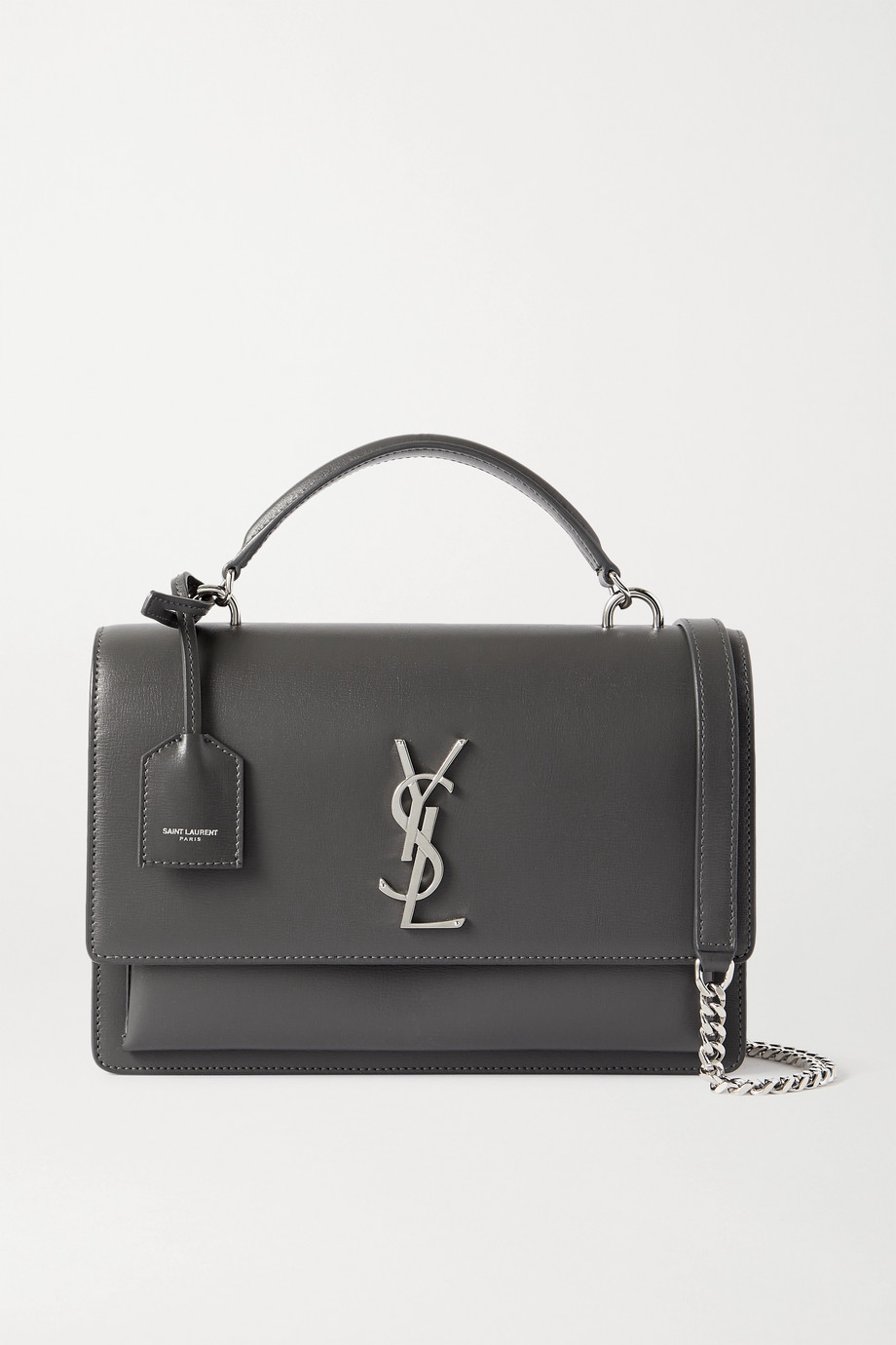 SAINT LAURENT Sunset medium leather shoulder bag