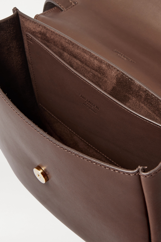 SAINT LAURENT Sac porté épaule en cuir Kaia Medium