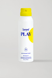 Supergoop! PLAY Antioxidant Body Mist SPF50, 177ml
