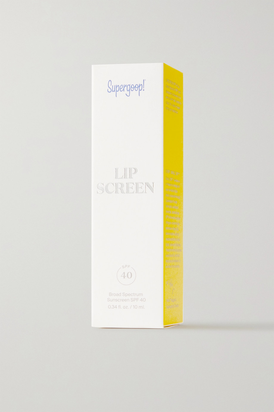 Supergoop! Lipscreen SPF40, 10ml