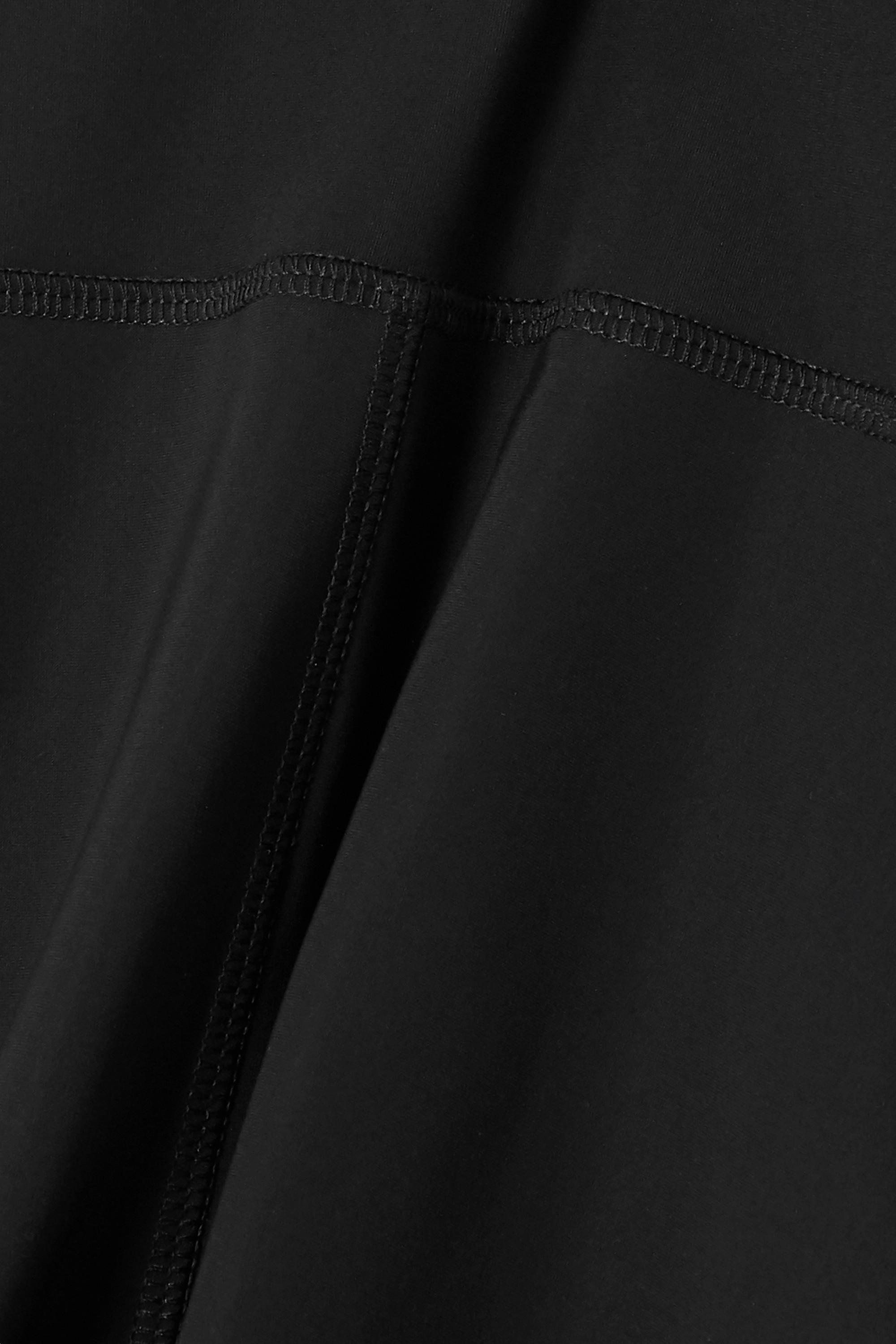 WARDROBE.NYC Stretch-jersey shorts